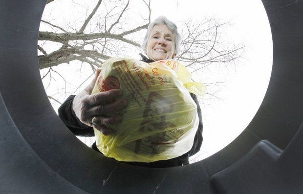 Mary Lou Casavant says she and her husband are being threatened with collections by their former garbage company over a bogus charge. (Jerry McCrea/NJ Advance Media)